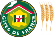 Gites de France trois epis
